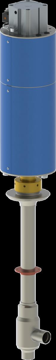 Quench valves